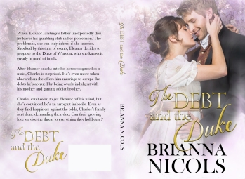 Debt and the Duke Paperback 525 x 8 cream pages KDP